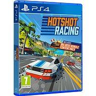 Hotshot Racing – PS4 - Hra na konzolu