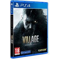 Resident Evil Village - PS4 - Hra na konzolu