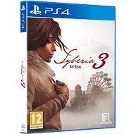 Syberia 3 – PS4