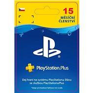 PlayStation Plus 15 měsíční členství - CZ Digital - Zlatá členská karta pre Xbox Live!