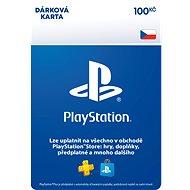PlayStation Store - Kredit 100 Kč - CZ Digital - Dobíjacia karta