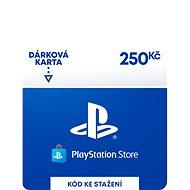 PlayStation Store - Kredit 250Kč - CZ Digital - Dobíjacia karta