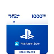 PlayStation Store – Kredit 1000 Kč – CZ Digital - Dobíjacia karta