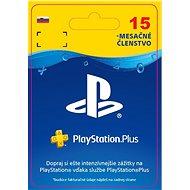 PlayStation Plus 15 měsíční členství - SK Digital