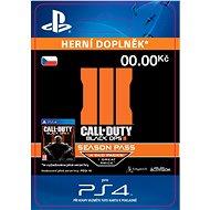 Call of Duty: Black Ops III - Season Pass- SK PS4 Digital - Herní doplněk