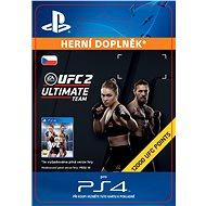 EA SPORTS UFC 2 - 500 UFC POINTS- SK PS4 Digital - Herní doplněk