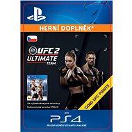EA SPORTS UFC 2 - 750 UFC POINTS- SK PS4 Digital - Herní doplněk