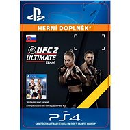EA SPORTS UFC 2 - 4600 UFC POINTS- SK PS4 Digital - Herní doplněk