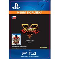 Street Fighter V - 2016 Season Pass- SK PS4 Digital - Herní doplněk