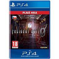 Resident Evil 0- SK PS4 Digital - Hra pro konzoli