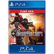 Umbrella Corps- SK PS4 Digital - Hra pro konzoli