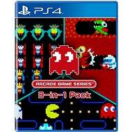 ARCADE GAME SERIES 3-in-1 Pack- SK PS4 Digital - Hra pro konzoli