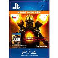DOOM Season Pass Bundle- SK PS4 Digital - Herní doplněk