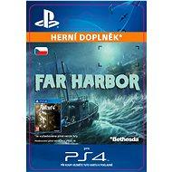 Fallout 4: Far Harbor- SK PS4 Digital - Herní doplněk