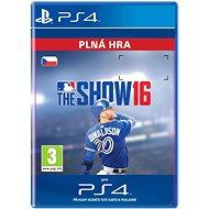 MLB The Show 16- SK PS4 Digital - Hra pro konzoli