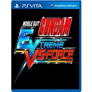 MOBILE SUIT GUNDAM EXTREME VS-FORCE - SK PS Vita Digital - Hra pro konzoli