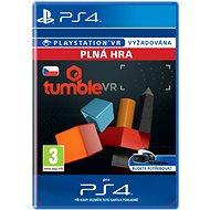 Tumble VR- SK PS4 Digital - Hra pro konzoli