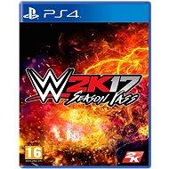 WWE 2K17 Season Pass- SK PS4 Digital - Herní doplněk