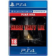 Here They Lie- SK PS4 Digital - Hra pro konzoli