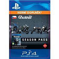 Ride 2 Season Pass- SK PS4 Digital - Herní doplněk