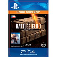 Battlefield 1 Battlepacks x 3- SK PS4 Digital - Herní doplněk