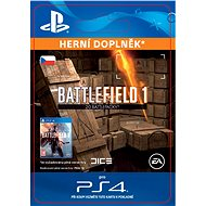 Battlefield 1 Battlepacks x 20- SK PS4 Digital - Herní doplněk