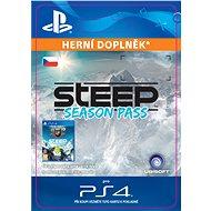 STEEP SEASON PASS- SK PS4 Digital - Herní doplněk