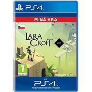 Lara Croft GO- SK PS4 Digital - Hra pro konzoli
