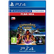 Werewolves Within- SK PS4 Digital - Hra pro konzoli