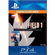 Battlefield 1 Shortcut Kit: Assault Bundle- SK PS4 Digital - Herní doplněk