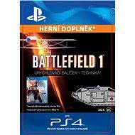 Battlefield 1 Shortcut Kit: Vehicle Bundle- SK PS4 Digital - Herní doplněk