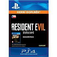 RESIDENT EVIL 7 biohazard Season Pass- SK PS4 Digital - Herní doplněk