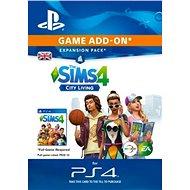 The Sims™ 4 City Living – PS4 HU Digital - Herný doplnok