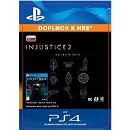 Injustice 2 Ultimate Pack - PS4 SK Digital - Herní doplněk