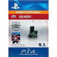500 NHL 18 Points Pack – PS4 SK Digital - Herný doplnok