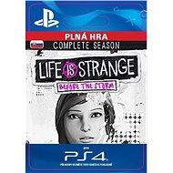 Life is Strange: Before the Storm Complete Season - PS4 SK Digital - Herní doplněk