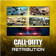 Call of Duty: Infinite Warfare DLC 4: Retribution – PS4 SK Digital - Herný doplnok