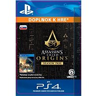 Assassins Creed Origins - Season Pass - PS4 SK Digital - Herní doplněk