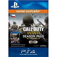 Call of Duty: WWII - Season Pass - PS4 SK Digital - Herní doplněk