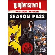 Wolfenstein II: The Freedom Chronicles - Season Pass - PS4 SK Digital - Herní doplněk