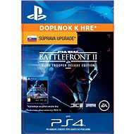 STAR WARS Battlefront II: Deluxe - Upgrade - PS4 SK Digital - Herní doplněk