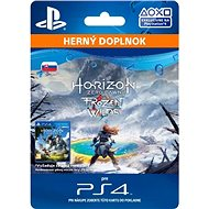 Horizon Zero Dawn: The Frozen Wilds - PS4 SK Digital - Herní doplněk