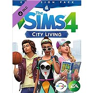 The Sims™ 4 City Living – PS4 SK Digital - Herný doplnok