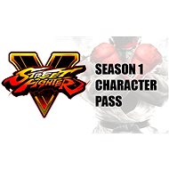Street Fighter V: Season 1 Character Pass – PS4 SK Digital - Herný doplnok