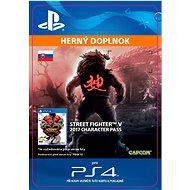 Street Fighter V - Character Pass 2017 - PS4 SK Digital
