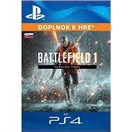 Battlefield 1 Turning Tides - PS4 SK Digital