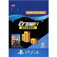The Crew 2 Silver Crew Credits Pack - PS4 SK Digital - Herní doplněk
