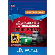 Madden NFL 19 Ultimate Team 12000 Points Pack – PS4 SK Digital - Herný doplnok