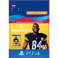 Madden NFL 19 Ultimate Team Starter Pack - PS4 SK Digital - Herní doplněk