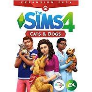The Sims 4 Cats & Dogs - PS4 SK Digital - Herní doplněk